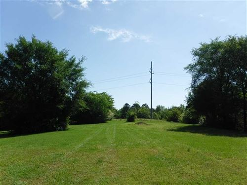 32 Acres of Prime Development Land : Morrilton : Conway County : Arkansas