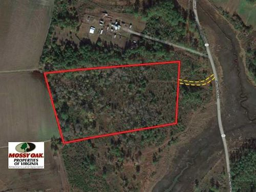 Reduced, 11.6 Acres of Residentia : Hayes : Gloucester County : Virginia