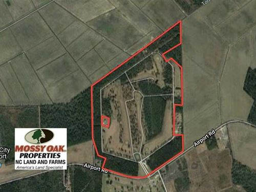 Under Contract, 155 Acres of Golf : Loris : Horry County : South Carolina