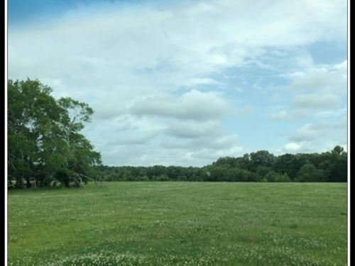 157 Acres With A Home In Madison CO : Canton : Madison County : Mississippi