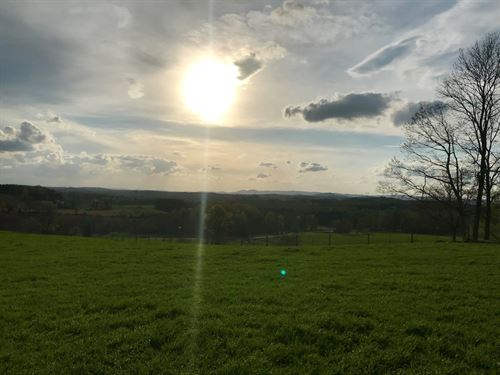 Gorgeous Farm Land in Willis VA : Willis : Floyd County : Virginia