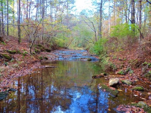 Big Creek Lodge : Jackson : Butts County : Georgia