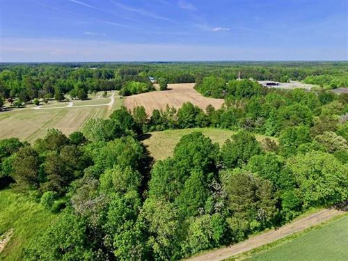 Under Contract, 31.36 Acres of Fa : Spring Hope : Nash County : North Carolina