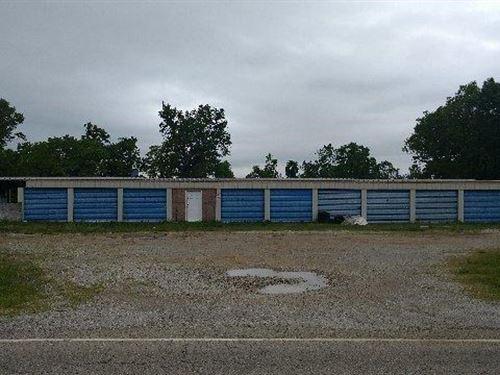 Storage Units Our Missouri Ozarks : Caulfield : Ozark County : Missouri