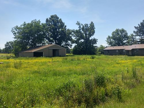 Ranch With 59 Acres Near Altus Ar : Altus : Franklin County : Arkansas