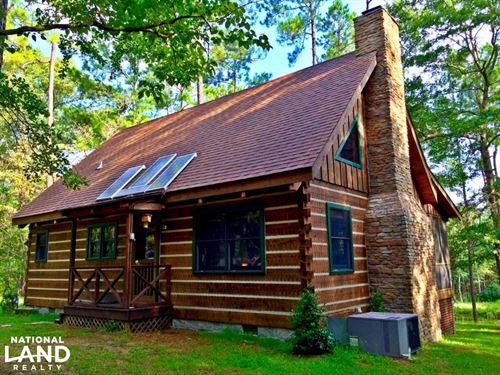 Big Creek Wilmer Log Cabin Tract : Wilmer : Mobile County : Alabama