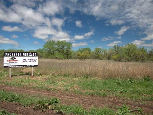 36 Acres South Platte River Hu : Brule : Keith County : Nebraska
