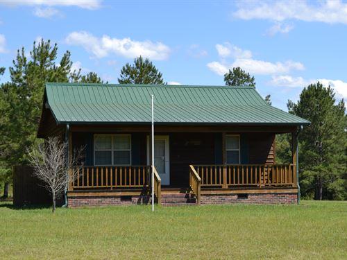 Ricks Pond : Bartow : Jefferson County : Georgia