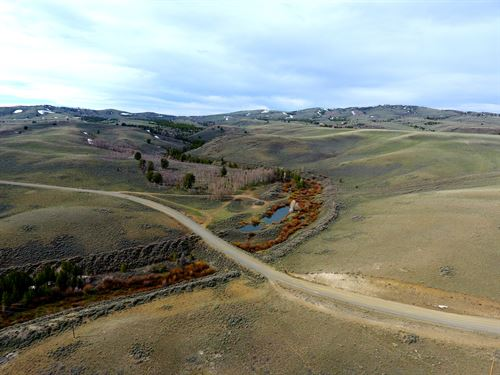 Atlantic City Acreage : Atlantic City : Fremont County : Wyoming