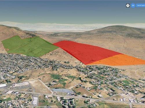 Old Fort Rd / Foothills : Klamath Falls : Klamath County : Oregon