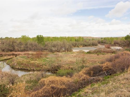 Hunting & Recreation Property : Basin : Big Horn County : Wyoming