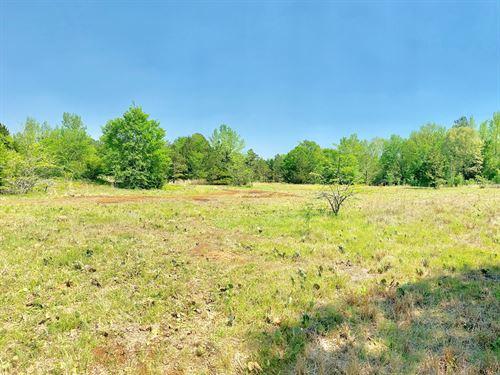 Recreational Hunting Land Lake : Flint : Smith County : Texas