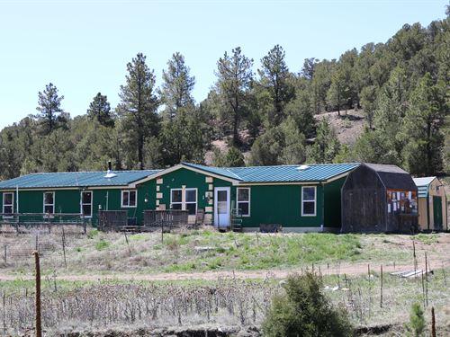Home In Great Country Location : Bon Carbo : Las Animas County : Colorado