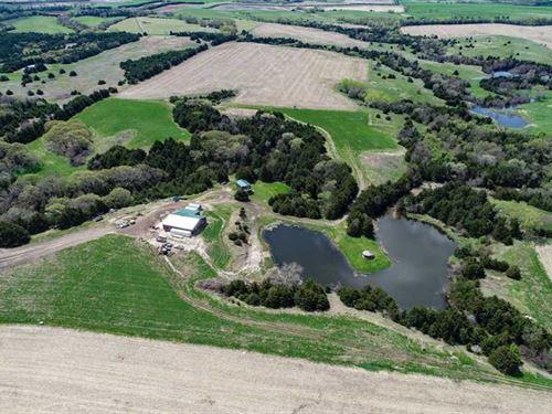 44.13 Acres, More OR Less Knox CO : Verdigre : Knox County : Nebraska