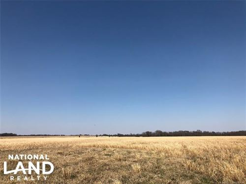 County Line Road Pasture : Council Hill : Muskogee County : Oklahoma