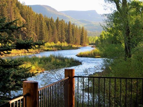 Conejos Canyon Ranch : Mogote : Conejos County : Colorado