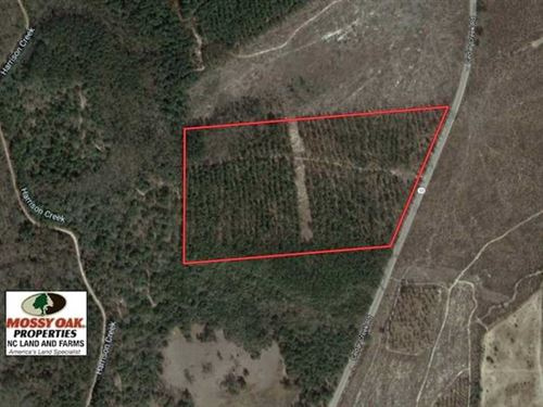 Under Contract, 31 Acres of Hunti : Fayetteville : Cumberland County : North Carolina