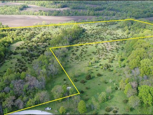 Northern Mo Land For Sale : Arbela : Scotland County : Missouri