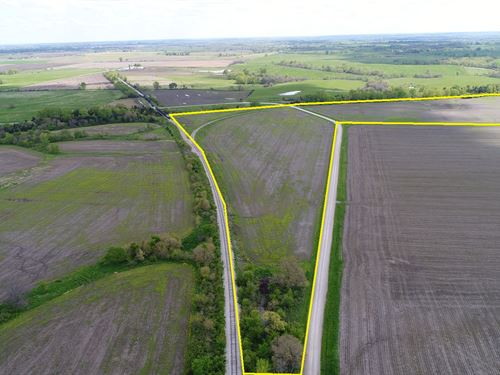 Southern Ia Row Crop Farm For Sale : Centerville : Appanoose County : Iowa