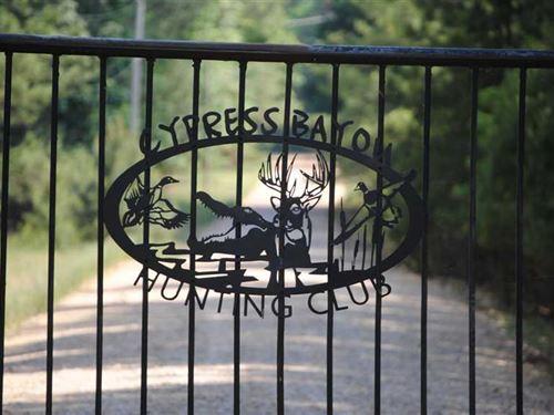 Cypress Bayou Corporation, One Eq : Saratoga : Hempstead County : Arkansas