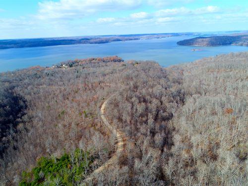 Kentucky Lake Tract : Waverly : Humphreys County : Tennessee