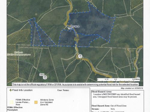 218.96 Acres Surface Property : Newton : Roane County : West Virginia