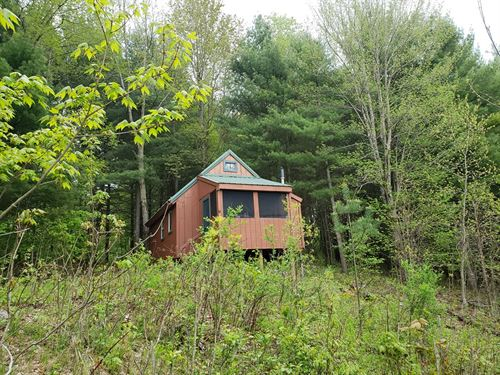 Camp On Otter Creek : Glenfield : Lewis County : New York