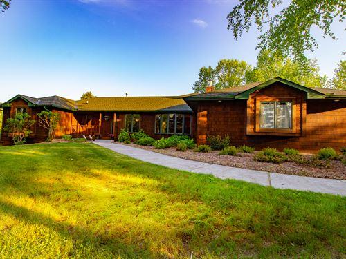 Blueberry Fields Of Stillwater : Stillwater Twp : Washington County : Minnesota