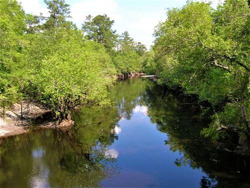 Little Satilla River Tract : Hortense : Brantley County : Georgia