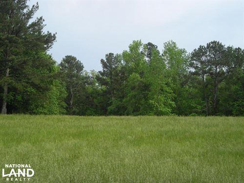 17 AC Potential Farm With Pastur : Buchanan : Haralson County : Georgia