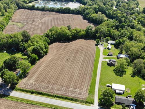 Land Auction 28.58 Acres Scott : Scott City : Scott County : Missouri