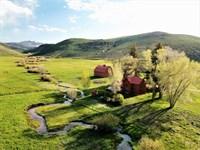 Circle J Ranch : Parlin : Gunnison County : Colorado