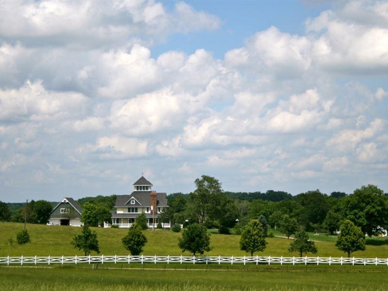 Missouri's Finest Cattle Ranch : Montgomery City : Callaway County : Missouri