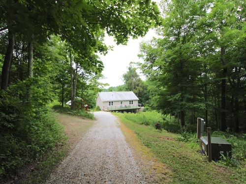 Liddle Rd, 26 Acres : Jacobsburg : Belmont County : Ohio