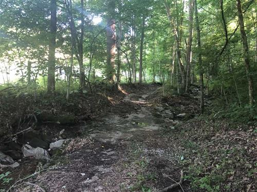 Bacon Hollow Hunting Retreat : Marengo : Crawford County : Indiana