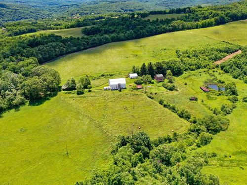 Mount Savage MD Farm For Sale : Mount Savage : Allegany County : Maryland