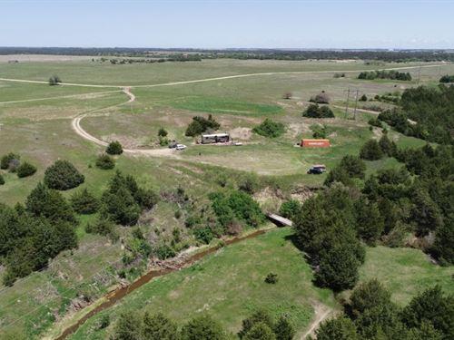 Long Pine Retreat : Long Pine : Brown County : Nebraska