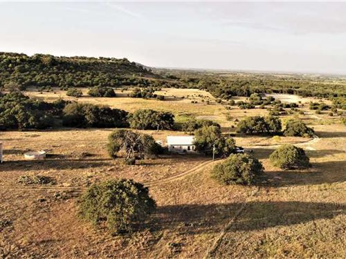 Central Texas Land For Sale : Lometa : Mills County : Texas