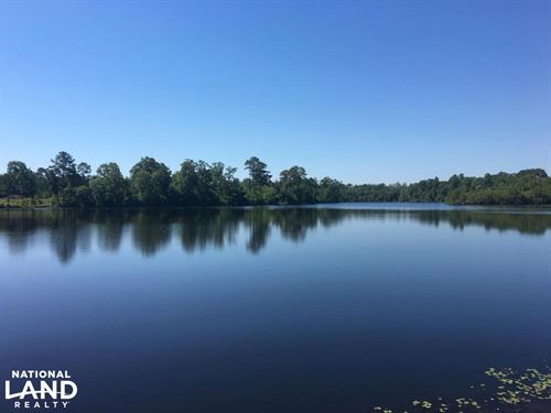 Bonner Lake Recreational Retreat : Poplarville : Pearl River County : Mississippi