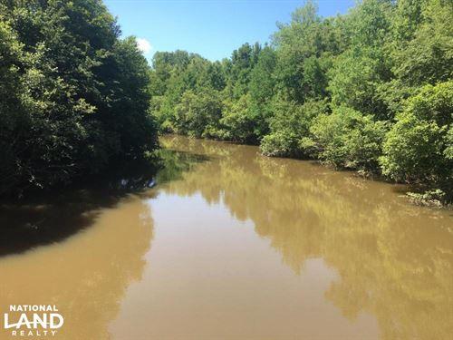 Jay Bird Creek Recreational Tract : Carson : Jefferson Davis County : Mississippi