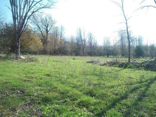 119.50 Acres in The Heart of Big : Gresham : Shawano County : Wisconsin