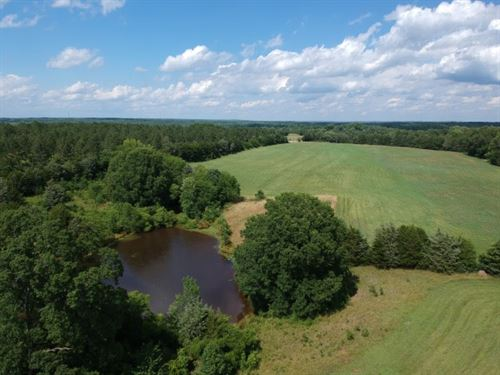84.671 Acres, Lancaster County, Sc : Van Wyck : Lancaster County : South Carolina