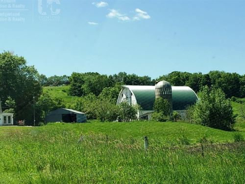 Farm For Sale Richland County WI : Richland Center : Richland County : Wisconsin
