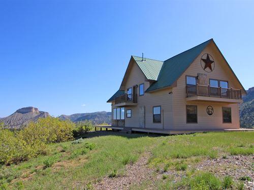 Hunting Cabin Southwest Colorado : Cahone : Dolores County : Colorado
