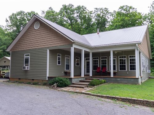 Home Acreage Grainger County TN : Thorn Hill : Grainger County : Tennessee