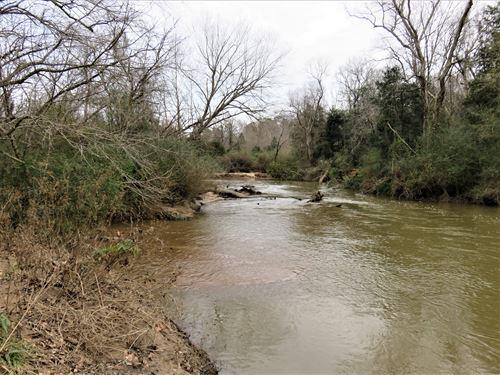 Reedy River Sportsman's Tract : Honea Path : Greenville County : South Carolina
