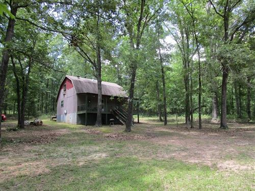 Southeast Missouri Hunting Cabin : Doniphan : Ripley County : Missouri