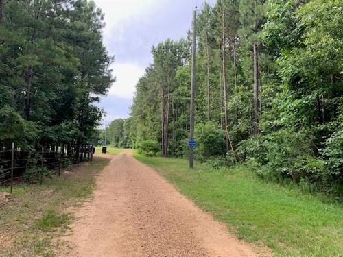Land Mobile Home 15 Acres Copiah : Wesson : Copiah County : Mississippi