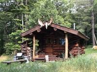 Camp Kempshall On Long Lake : Long Lake : Hamilton County : New York