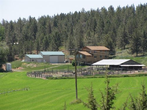 Brock Ranch : Bonanza : Klamath County : Oregon